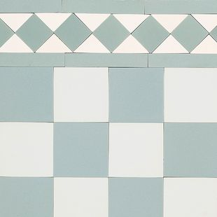 Pattern - Checkerboard Design & Norwood Border