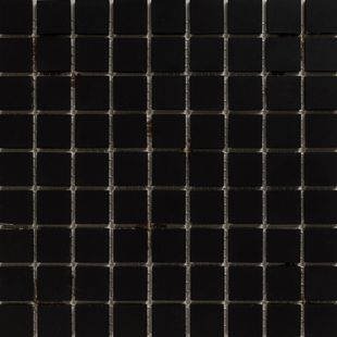 Tile Mosaic French Porcelain – Black