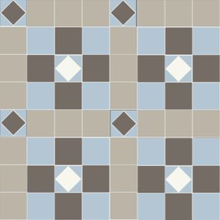 Pattern - Harrogate B Continuous Design