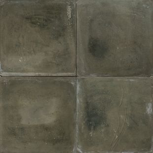 Cement Encaustic Tile Gumleaf Green # GMYX