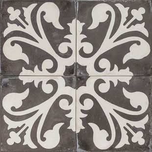 Cement Encaustic Tile Agadir Design — 963