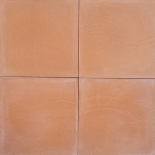 Cement Encaustic Tile Mid Terracotta # 2A