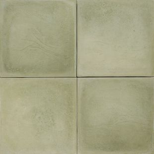 Cement Encaustic Tile Mid Lime Green # 9A