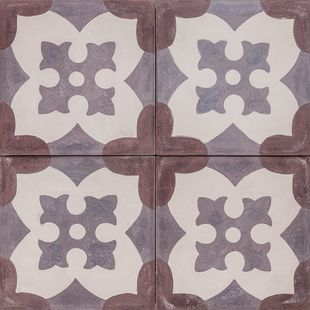Cement Encaustic Tile Sahara Design — 976
