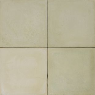 Cement Encaustic Tile Pale Lime Green # 9B