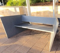 Khai Liew 'Jeannie' bench, Riverbank