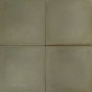Cement Encaustic Tile Lime Green # 9