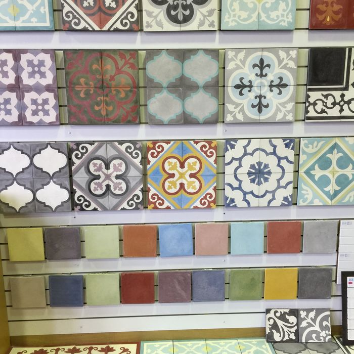 Australian distributors for Cement Encaustic Tiles