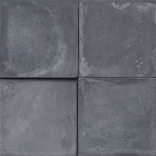Cement Encaustic Tile Grey # 10A