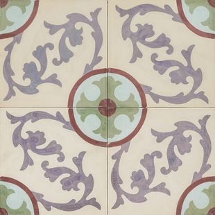 Cement Encaustic Tile Cairo Design — 970