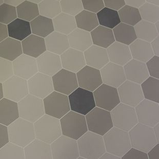 Hexagon - Florette 100 Continuous Design