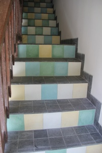 Staircase Steps and Risers
