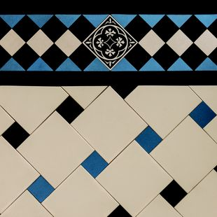 Pattern - Mercedes Design & Newcastle Border 150