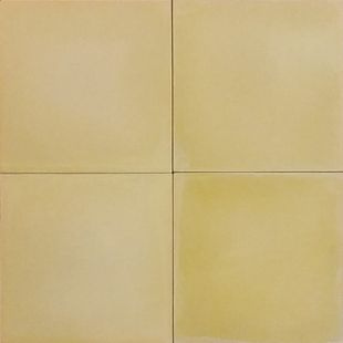 Cement Encaustic Tile Mid Citrus Yellow  # 7A