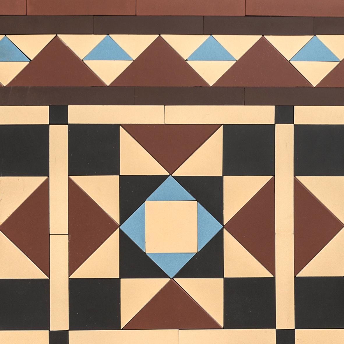 Pattern Classic Sussex Continuous Design Eco Tile Factory