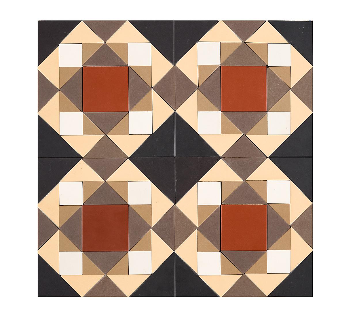 Pattern Petersham Continuous Eco Tile Factory